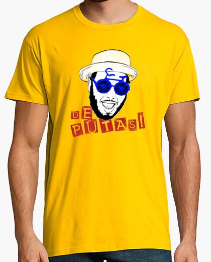 Whores! (guy) t-shirt