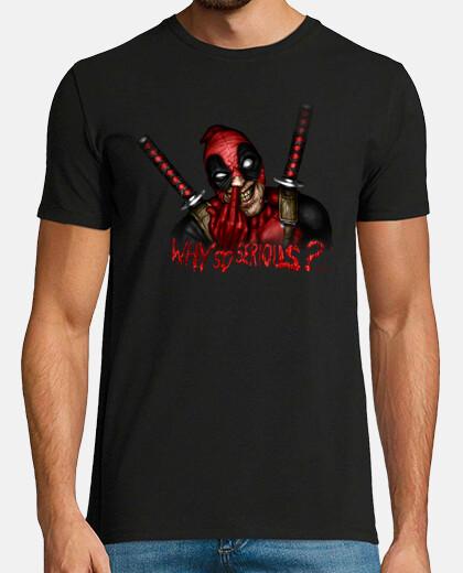 Why so serious? camiseta
