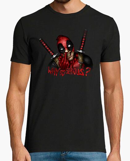 Why so serious? shirt t-shirt