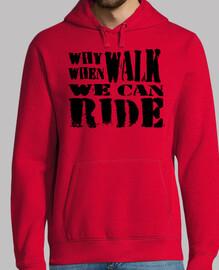 Why walk (black)