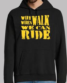 Why walk (yellow)