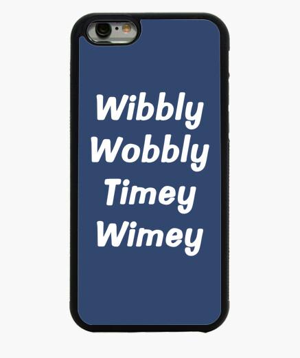 Funda iPhone 6 / 6S wibbly tambaleante
