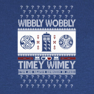 Camisetas Wibbly Wobbly Ugly Sweater