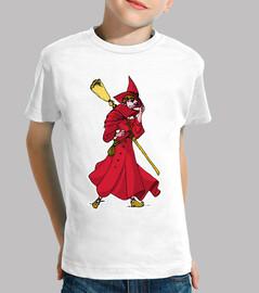 wicca rossa