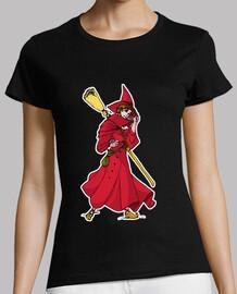 wicca sorcière rouge