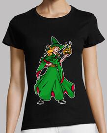 wicca sorcière verte