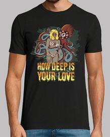 wie tief ist deine Liebe