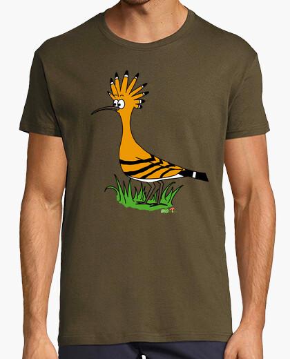 T-Shirt wiedehopf