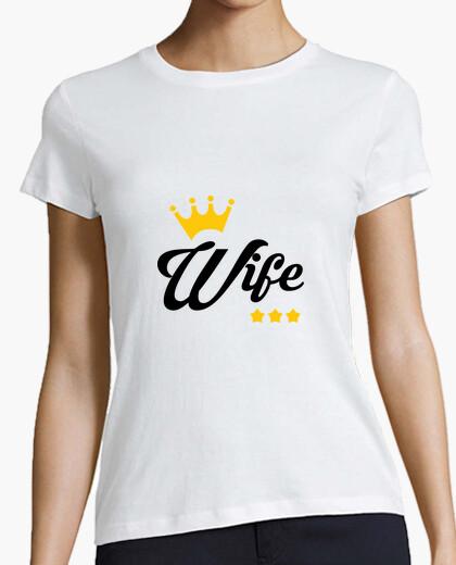 Tee-shirt Wife / Mariage / Femme
