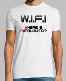 wifi où est farruquito c. clair
