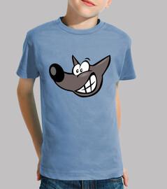 Wilber, mascota de GIMP