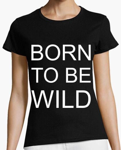 Camiseta WILD