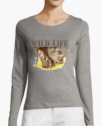 Camiseta WILD-LIFE