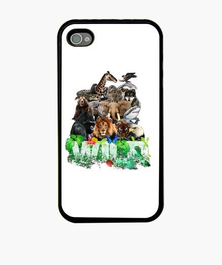 Funda iPhone Wild Animals