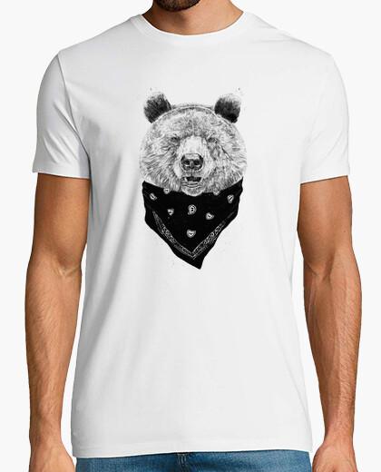 Wild bear t-shirt