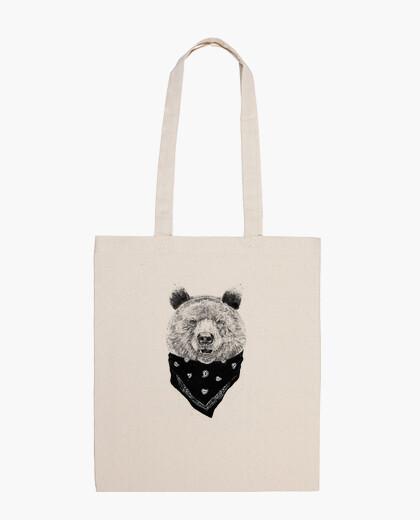Wild bear bag