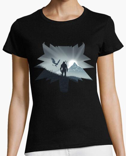 T-shirt wild caccia