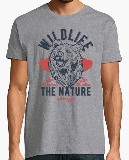 Camiseta Wild Life