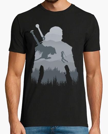 Wild silhouette t-shirt