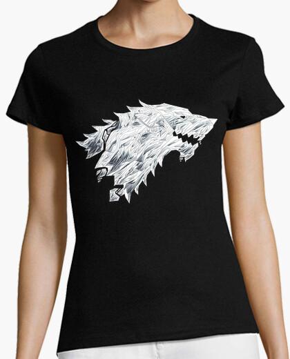 Camiseta WILD STARK white