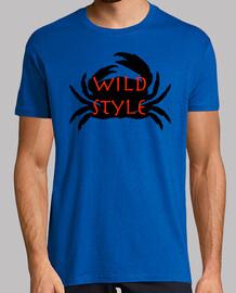 Wild style le crabe