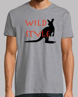 Wild style le kangourou