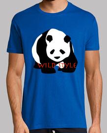 Wild style le panda