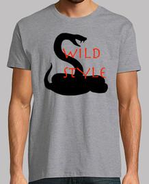 Wild style le serpent