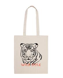 Wild style le tigre