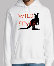 wild style the kangaroo