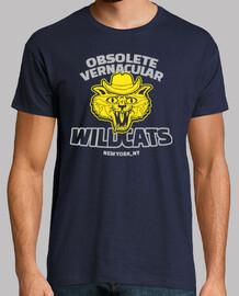 wildcats vernaculaires obsolètes