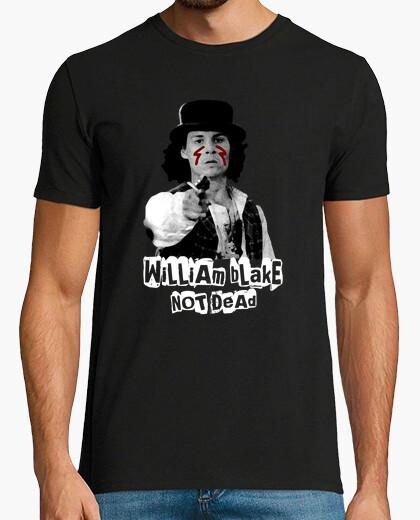 Camiseta William Blake not dead
