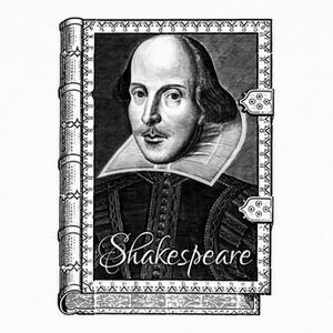 Camisetas William Shakespeare