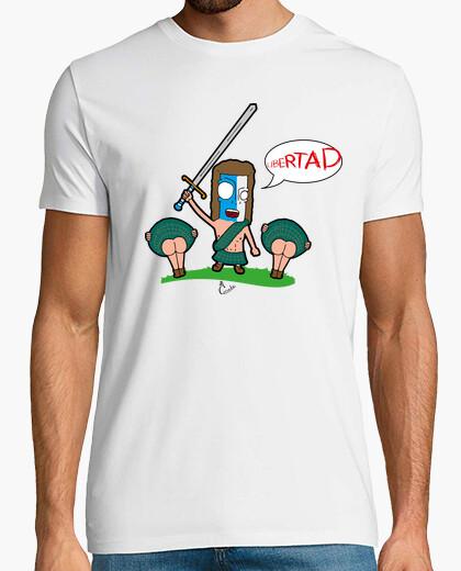 Camiseta william wallace