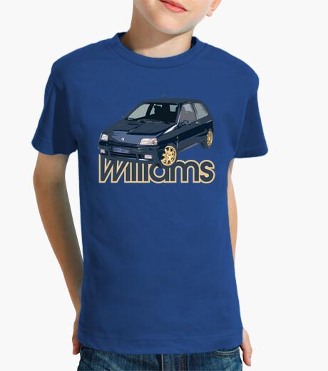 Ropa infantil williams camiseta