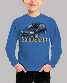 williams camiseta