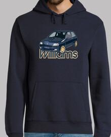 williams sudadera