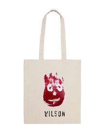 Wilson. Bolso grande.