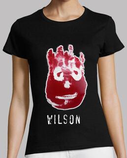 Wilson. Camiseta chica.
