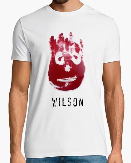 Wilson. Camiseta chico.
