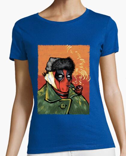 Camiseta Wilson Van Merc