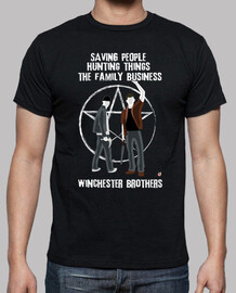 Winchester Brothers (camisetas chico y chica)