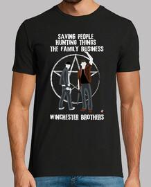 winchester brothers (t uomo e ragazza)