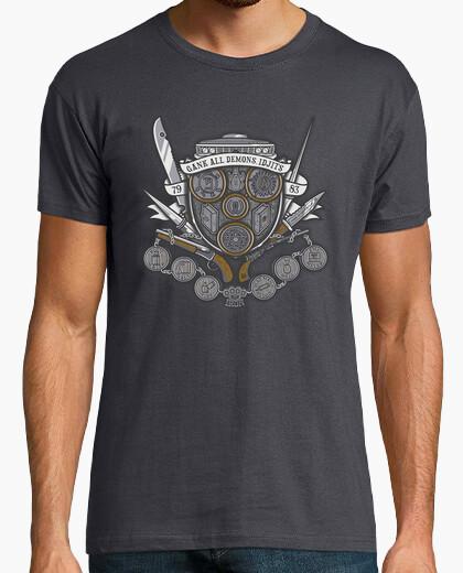 Camiseta Winchester's Crest