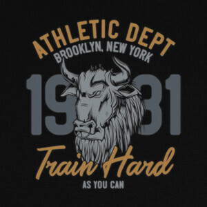 Camisetas Train Hard
