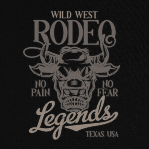 Camisetas Rodeo Legends