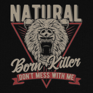 Camisetas Natural Born Killer