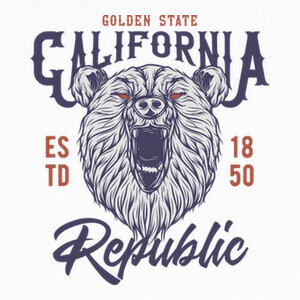 Camisetas California Republic