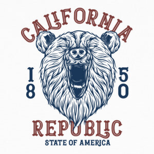 Camisetas California Republic 2