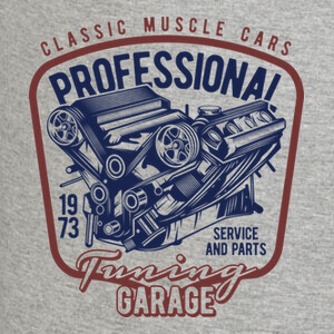 Camisetas Tuning Garage